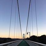 Photo of Ryujin Suspension Bridge