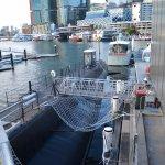 "Part of ""HMAS On-Slow"" the submarine"