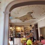 Cafe Saudade: Inside the Cafe