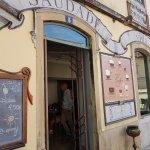 Cafe Saudade: Entrance