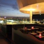 24th floor Sky Grill terrace