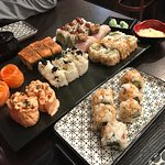Photo of Cosmo sushi