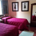 Una de las 2 habitaciones del apartamento