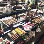 Spring bakery case