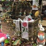 Easter merchandise & decor