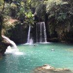 Kawasan Falls Foto