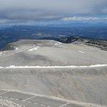 Encore quelques cm de neige en mai au Mt Ventoux !
