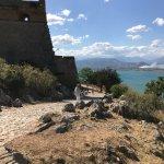 Palamidi Castle Foto