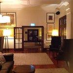 Lounge area main hotel