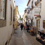 Obidos Village Small Street