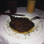 You deserve a Rachel's Steak!
