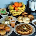 Continental Breakfast Room