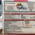 Foto de Mo's Crab and Pasta Factory