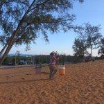 Foto de Red Sand Dunes