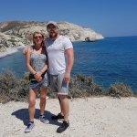 stop off at Aphrodites Rock