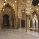 La Aljaferia mudéjar del siglo XI