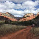Travel through the Coconino National Forest