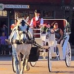 Carriage ride through historic Wickford