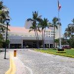 Vista frontal hotel