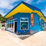 Rasdhoo Dive Club Front view
