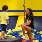 Foam Pit & Friendly Staff - Great with kids!