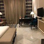 Room at Taj SMS hotel