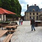 """Terrasse """" Le Relais de l'Ecureuil"""""""