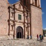 Templo de Santiago Apóstol en Lampa