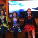 On Fridays and Saturdays Irish dancers perform. Very entertaining.