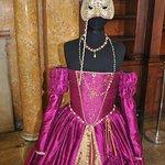 Elizabethan ball gown exhibition
