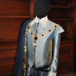 James I costume exhibition