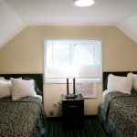 cottage with 4 double bed with kitchen. bed room