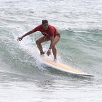 Lessons with Dominical Wave Rider crew