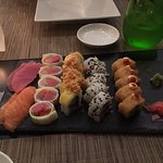 From Bana- sushi