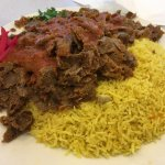 Bild från Palmyra Kebab