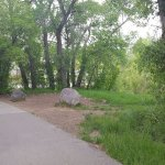 Direct Access to River Trail from property