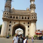 View of Charminar