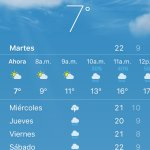 El clima en Bogotá en Febrero es muy agradable