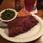 Dry baby back ribs - divine!