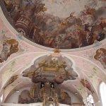 Oberammergauer Kirche Foto