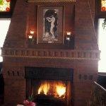 Original Fireplace (1898)