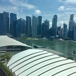 View from Hotel of DT Singapore