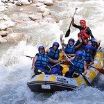 Rafting con la ECEM
