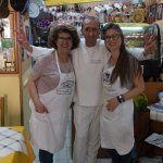 A lovely experience - great home cooking with local Sicilian ingredients. Michele very entertain