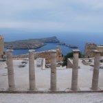 Photo de Acropole de Lindos