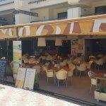 Mocubar indoor/outdoor seating