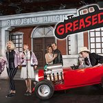 Greased 2 playing June 9 through August 13 2017. For Reservations call 780-484-2424