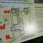 Wright's Darwin Martin House Complex - Plan View