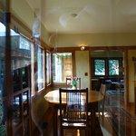 Wright's Darwin Martin House - Gardener's Cottage Interior