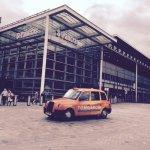 St. Pancreas Station - London